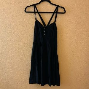 Express Casual Flare Dress